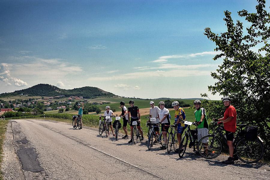 Mátraverebély-Szentkút-Budapest NEK kerékpáros zarándoklat