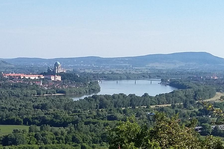 Budapest (Máriaremete)-Esztergom(Szent Adalbert szakasz)