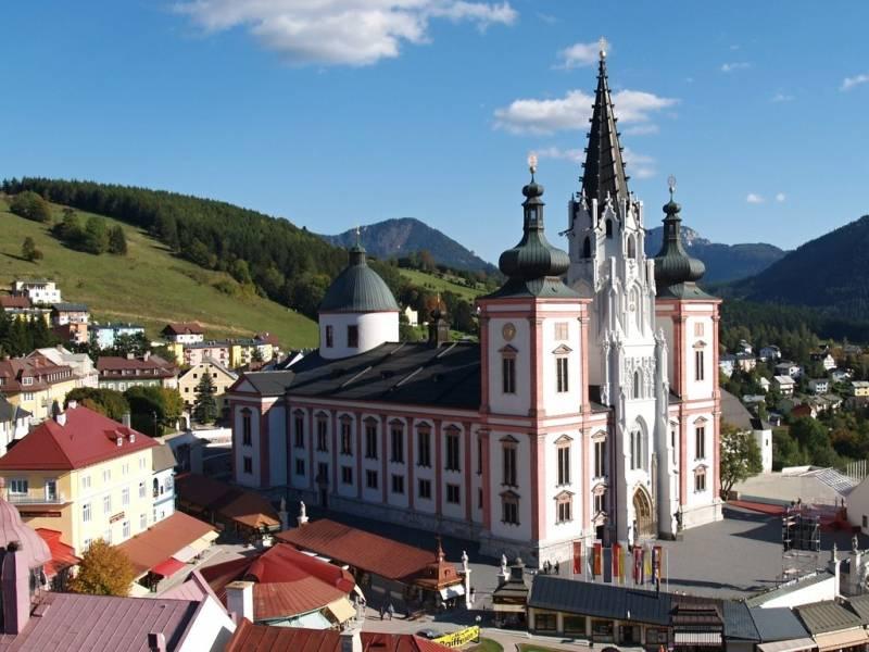 Engesztelő zarándoklat Mariazellbe